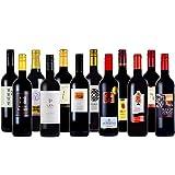 赤ワイン12本セット 赤字覚悟の赤ワインセット スペイン 南アフリカ チリ オーストラリア 飲み比べ 金賞ワイン入り 750mlx12本