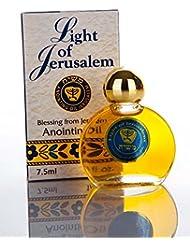 エルサレムのライト – Messiah ( Masheiach ) Anointingオイル – 7.5 ML ( 1 / 4オンス) byベツレヘムギフトTM
