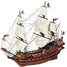 1204 輸入木製帆船模型 アークレー/アポストール・フェリーペ