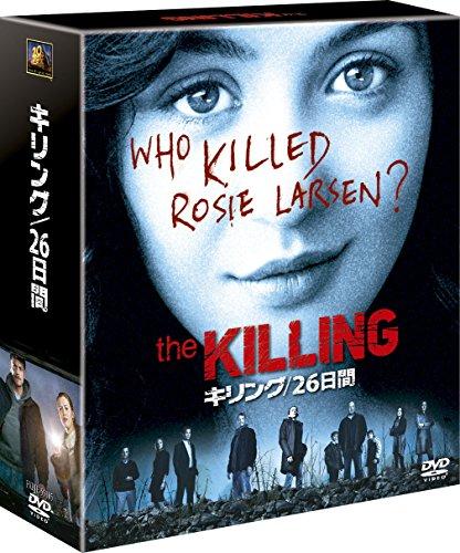 キリング/26日間(SEASONSコンパクト・ボックス) [DVD]の詳細を見る