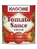 カゴメ トマトソース 1号缶×1個