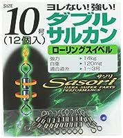 LINE SYSTEM(ラインシステム) ダブルサルカン 10号 DRA10R