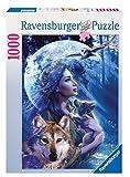 1000ピース ジグソーパズル Wolfsfrau (70 x 50 cm)