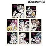 ダンガンロンパ1・2 Reload トレーディング Ani-Art ミニ色紙 Ver.C BOX商品
