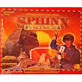 Mysteries of the Sphinx Magic Set Mysteries of Ancient Egypt Age 8 Years + By Educational Design [並行輸入品]