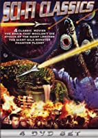 Brain That Wouldn't Die/Giant Gila Monster/Attack [DVD] [Import]