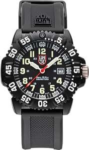 [ルミノックス]LUMINOX 腕時計 ネイビーシールズ カラーマーク 日本限定 レッドハンド 3051RH メンズ [正規輸入品]