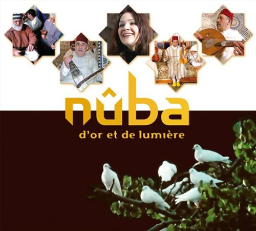 黄金時代の輝かしいヌーバ〜モロッコのアラ...