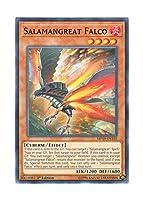 遊戯王 英語版 MP19-EN155 Salamangreat Falco 転生炎獣ファルコ (ノーマル) 1st Edition
