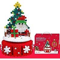 Noloo クリスマス 音楽ボックス オルゴール DIY 飾り物 知育玩具 3Dパズル 子供&大人