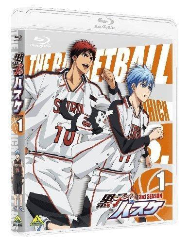 黒子のバスケ 3rd SEASON 全9巻セット [マーケットプレイス Blu-rayセット]...