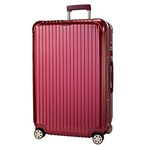 リモワ RIMOWA サルサデラックス 873.73 87373 【4輪】 スーツケース マルチ 【SALSA DELUXE】 レッド Multiwheel 87L (830.73.53.4) [並行輸入品]