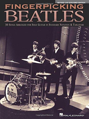 Fingerpicking Beatles: Solo Gu...