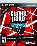 Guitar Hero Van Halen - Playstation 3 (Game only) by Activision [並行輸入品]