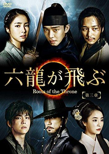 六龍が飛ぶ(ノーカット版) DVD-BOX 第三章の詳細を見る