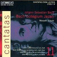 Bach: Cantatas-Vol. 11 (1999-11-15)