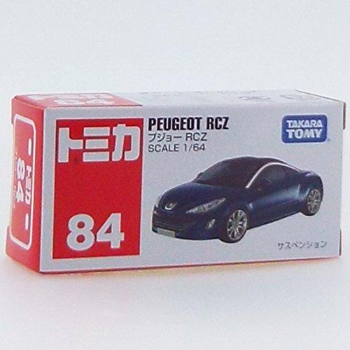 トミカ №84 プジョー RCZ (箱)