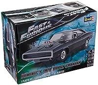 [Revell]Revell Fast & Furious Dominic's 1970 Dodge Charger Plastic Model Kit 85-4319 [並行輸入品]