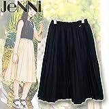 SISTER JENNI(ジェニィ) ローンスカート[プリーツスカート] (140-160cm/クロ30)♪77673 (140cm)