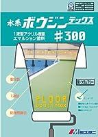 水谷ペイント 水系ボウジンテックス#300T 上塗 No303ライトブルー 20kg