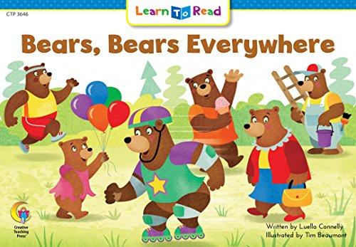 Bears, Bears, Everywhere (Fun & Fantasy Series)の詳細を見る
