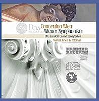 テレマン : 協奏曲 第6番 | モーツァルト : ヴァイオリン協奏曲 第7番 | グリーグ : ホルベルク組曲 (Concertino Wien / Mozart , Grieg & Telemann / Dimitrij Kitajenko) [輸入盤]