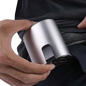 Pawaca ミニ携帯USB扇風機 クリップ型 手持ちファン ウエストに装着可能 風量3段階調節 USB充電式 卓上 作業/アウトドア/旅行/に適用3段階調節 USB充電式 卓上 オフィス/アウトドア/旅行/作業に適用