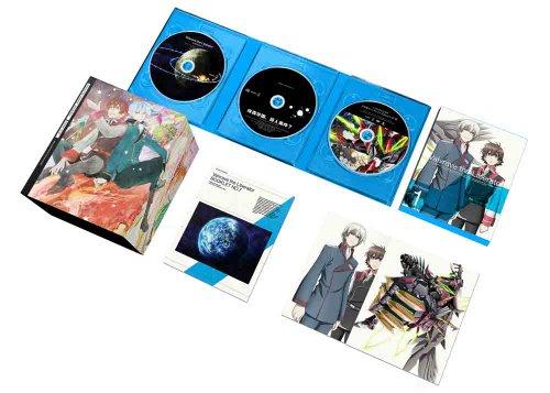 革命機ヴァルヴレイヴ 2nd SEASON 1(完全生産限定版) [Blu-ray]