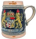 ドイツBayern Coat of Arms刻印ビールジョッキ