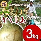 淡路島新たまねぎ かくし玉 3kg