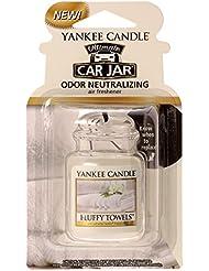 ヤンキーキャンドル ネオカージャー YANKEECANDLE タオル 吊り下げて香らせるフレグランスアイテム