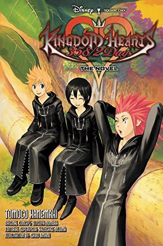Kingdom Hearts 358/2 Days: The Novel (light novel)...