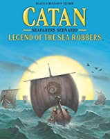 Fantasy Flight Games Catan: Legend of the Sea Robbers Board Games [並行輸入品]