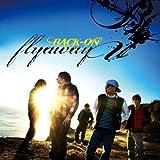 flyaway♪BACK-ONのCDジャケット