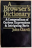 A Browser's Dictionary