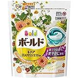ボールド 洗濯洗剤 ジェルボール3D 爽やかナチュラルフラワーの香り 詰め替え 16個
