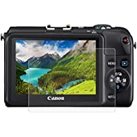 カメラ液晶保護フィルム キヤノンSX600 / SX610 / SX620 / SX720 / SX710 / IXUS230 / G15 / G16、ソニーWX350 / WX300、パナソニックSZ9 / SZ7、富士フイルムQ1 / Q2 / XF1対応PULUZ 2.5D 9H強化ガラスフィルム 新しい