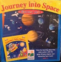 Journey Into Space Discovery Pack - Book and Jigsaw Puzzle [並行輸入品]