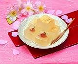 春季限定 5月14日まで販売 桜くずわらび餅 桜の花をあしらった わらびもち 奈良県産 吉野本葛 使用 奈良 吉野 老舗 ギフト ラッピング 対応可