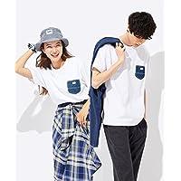 Lee(リー) ポケット付き半袖Tシャツ ユニセックス