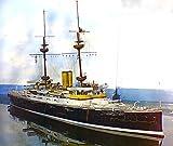 DeansMarine 英国戦艦 H.M.S.マグニフィセント HMS Magnificent