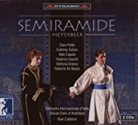 マイアベーア:歌劇「セミラーミデ」(イタリア国際管/カルデロン)