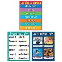 Creative Teaching Press Spanish Chart Teaching Material (8625) [並行輸入品]