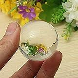 水晶玉 水晶球 30mm Crystal ball ガラス玉 クリスタルボール レンズボール 撮影用