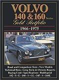 自動車洋書「ボルボ 140 & 160 シリーズ(1966〜1975年)」