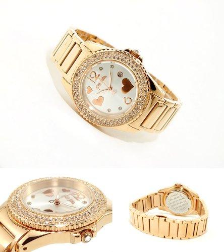 フォリフォリ FOLLI FOLLIE 腕時計 WF9B049BTS ピンクゴールド 腕時計 海外インポート品 フォリフォリ mirai1-242957-ak [並行輸入品] [簡易パッケージ品]