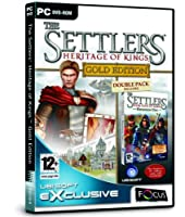 settlers heritage of kings deluxe (PC) (輸入版)