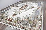 【極美品】 ベルギー製 ゴブラン織 カーペット ラグ 絨毯 品名ブルージュ 約6畳 240×330cm 滑り止め加工付