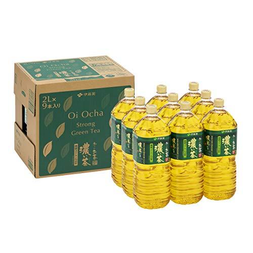 濃い茶 2L イージーオープンボックス [7206]