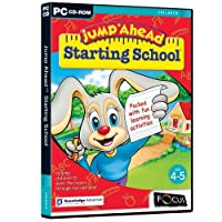 Jump Ahead Starting School (PC CD UK Import) (輸入版)